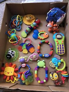 Baby toy lot 1