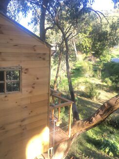 The Enchanted Treehouse at Koalaville,  Adelaide Hills