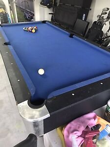 Pool table Aberglasslyn Maitland Area Preview