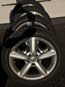 Oem Q7 20 inch s line wheels and tires 275/45R20