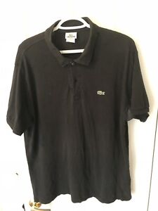 Lacoste Polos - Size 6 & 7 (L and XL)