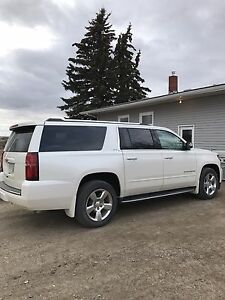 PST PAID! 2015 Chevy Suburban LTZ