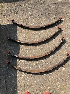 Jeep yj /cj leaf springs