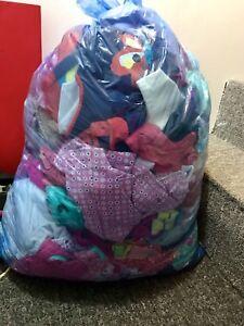 Large bag FULL - girls T2