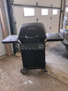 Barbecue ready and clean for spring.