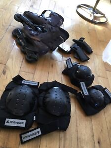 Rollerbade Skates and Equipment
