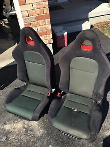 Civic Racing seat