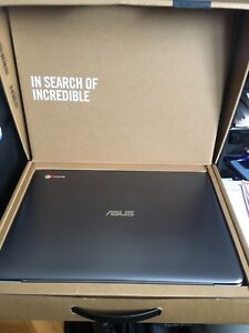Chrome Book Asus C301S