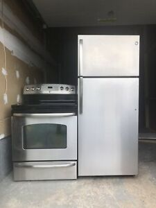 Can deliver Like NEW FULL WOrking FRIDGE/STOVE