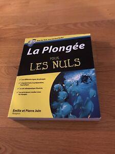 Livre La plongée pour les nuls par Émilie et Pierre Juin