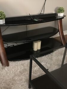 Television stand - comes with tv mount