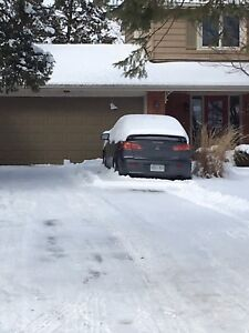 Snow plowing business for sale