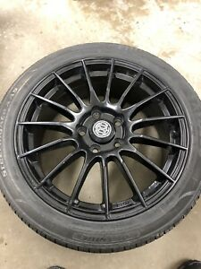 Rims  and Tires for summer