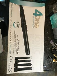 4 in 1 Curling Iron Wand Set