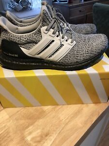 a299ac1f8eb5 Adidas Ultra Boost Cookies   Cream SZ 10