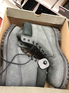 Grey Timberland Waterproof Boots (BNIB)