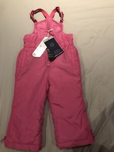 Brand New Gap Overall Snow Pants 2 years old