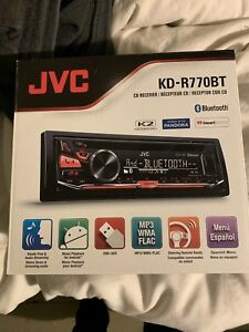 JVC Bluetooth Car Stereo for Pontiac Grand Prix