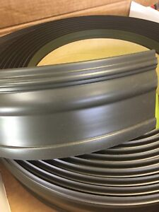 120 ft commercial rubber baseboard