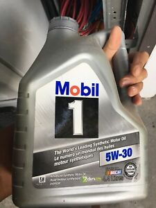 5w20 Synthetic Oil | Kijiji in Ontario  - Buy, Sell & Save