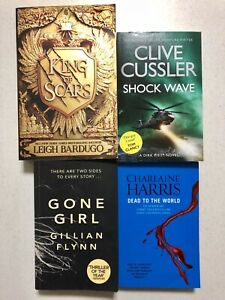 Assorted Fiction Books $1 each