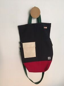 Chester Wallace x Hudson Bay bag