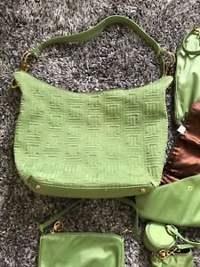 Baby diaper bag and accessories