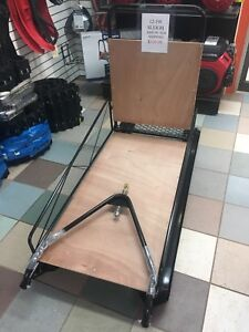 Snowmobile Sleigh in stock @ DSR