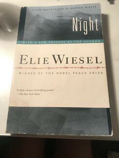 Wanted: Night by Elie Wiesel