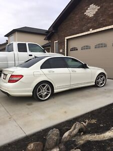 2009 Mercedes 350 C Class 2nd owner only 109km