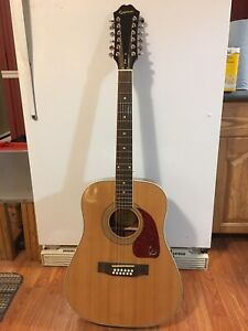 Epiphone 12 String by Gibson