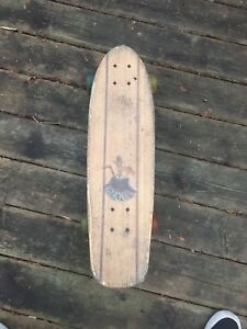 Sector 9 Cruiser board. Condition seen in pictures