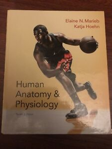 Humans anatomy and physiology textbook