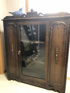 Antique Cabinet 1950s