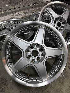 """mags/roues 17"""" 4 TROUES universel (4x100/4x114.3)"""