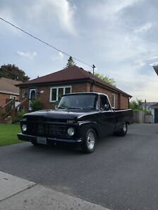 1965 Ford F-250 454 bbc custom build