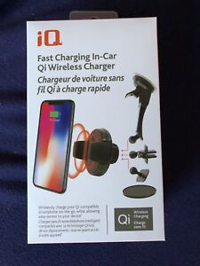 iPhone Wireless in-car Charger