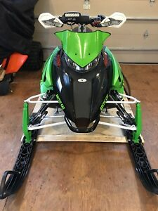 2016 zr4000rr trade for Harley xr1200