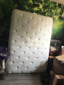 Queen mattress in good shape,