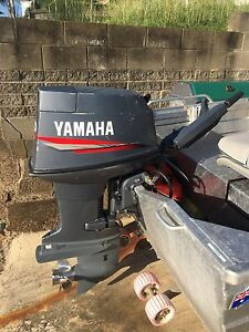 Yamaha 50Hp Short shaft outboard Hawthorne Brisbane South East Preview