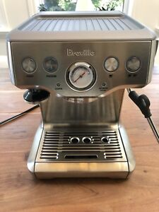 Breville infused coffee machine