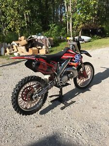 Cr250 (blue plate eligible)