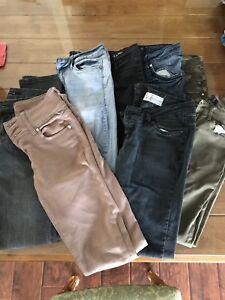 8 pantalons gr 3