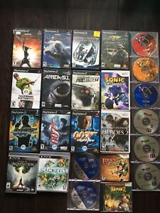 Many PS3, PS2, Wii and PC Games for Sale!