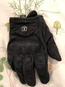 Icon pursuit motorcycle gloves XL