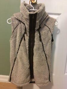 Women's vest and dress coat