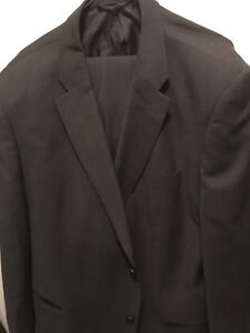 Men's Wool Suits $40 Each