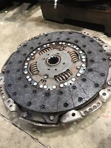 2004 Ford F350 6.0 Powerstroke LUK clutch kit zf6