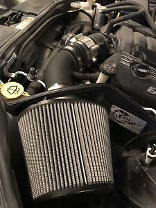 SRT Grand Cherokee Cold Air Intake