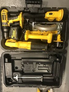 Dewalt 18v kit